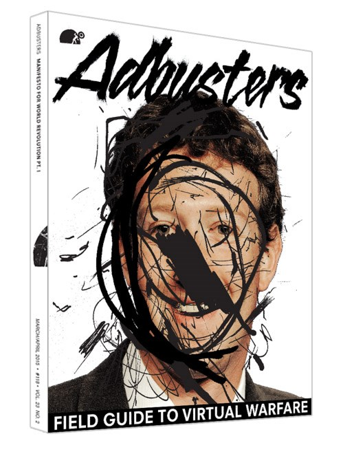 Adbusters - Volume 23 - Number 2 - March/April 2015 - #118