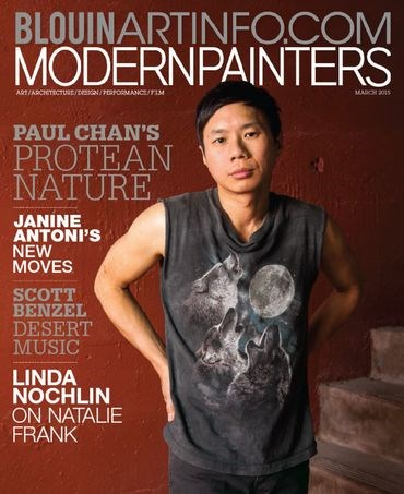 Modern Painters (15/03) March 2015