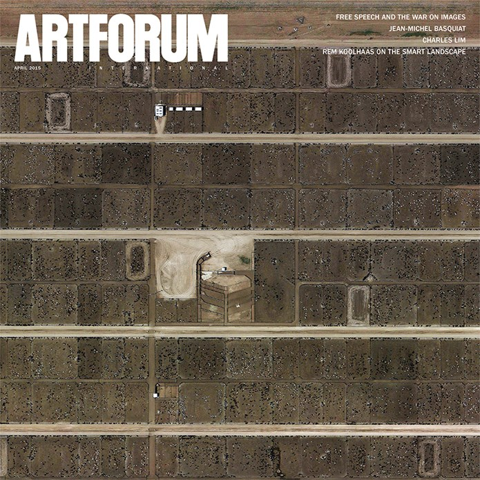 Artforum International - Vol. 53, No. 8 - April 2015