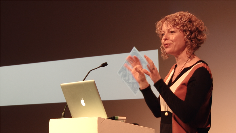 Creative Careers Day 2015 - ARCHITECTURE - Nicky Watson