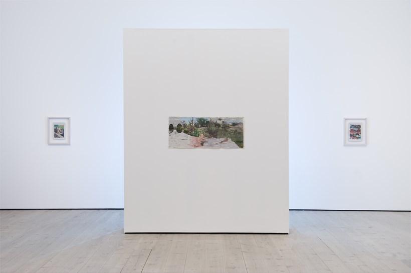 Tony Swain  Undetailed Progress (installation view) (02)