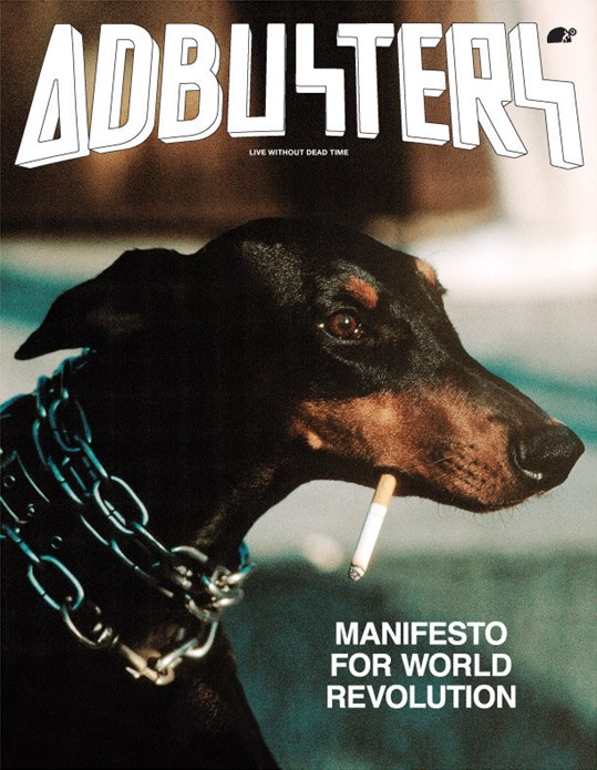 Adbusters - Volume 23 - Number 3 - May/June 2015 - #119