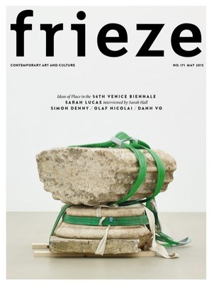 Frieze - Issue 171 - May 2015
