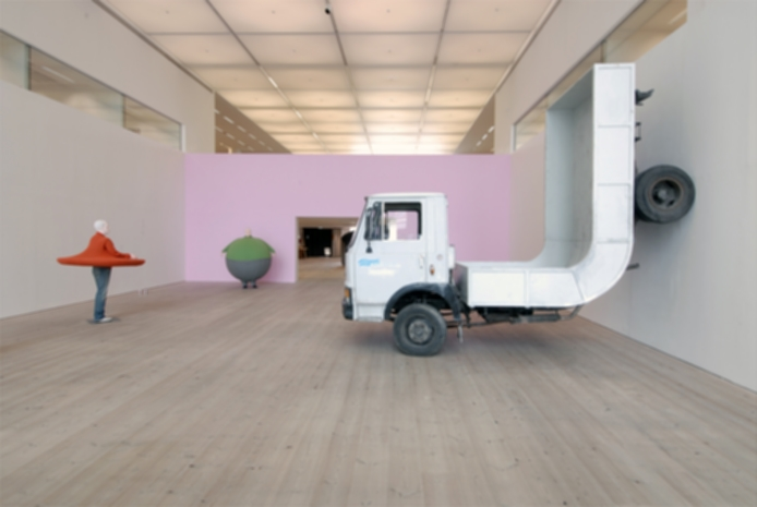 Erwin Wurm: New Sculpture
