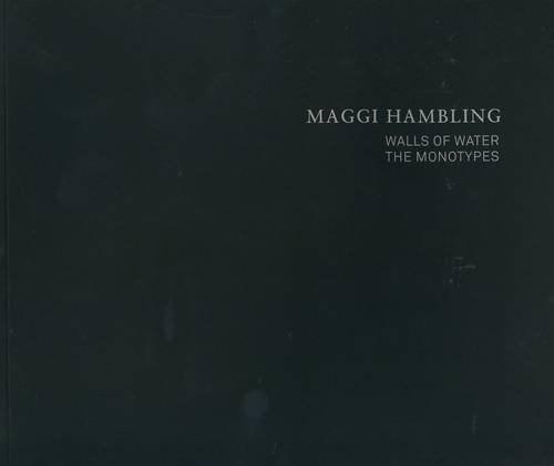 Maggi Hambling: Walls of Water the Monotypes