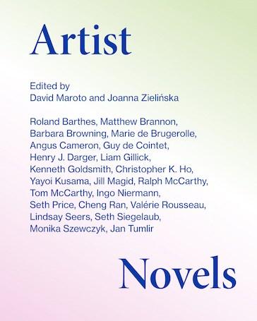 Artist Novels