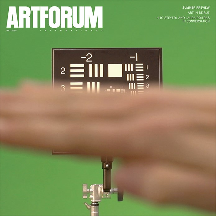 Artforum International - Vol. 53, No. 6 - May 2015