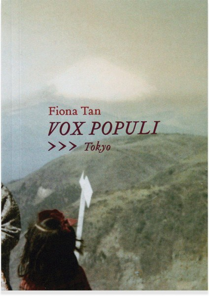 Fiona Tan: Vox Populi, Tokyo