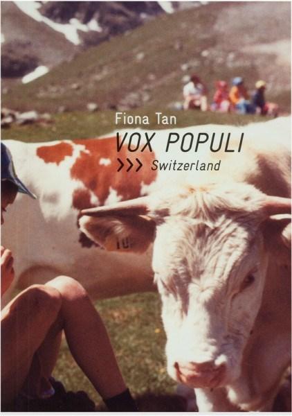 Fiona Tan: Vox Populi, Switzerland