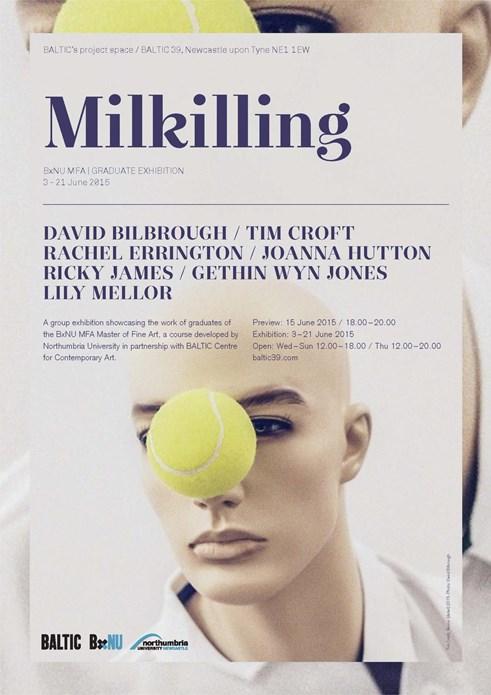 Milkilling: BxNU MFA Graduate Exhibition