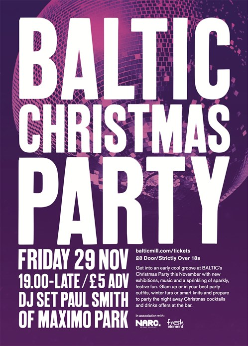 BALTIC Christmas Party 2013