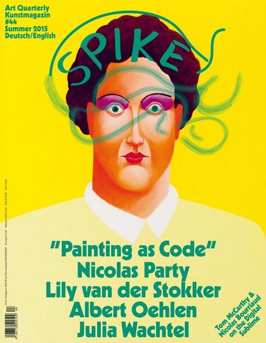 Spike Art Quarterly - 44 - Summer 2015