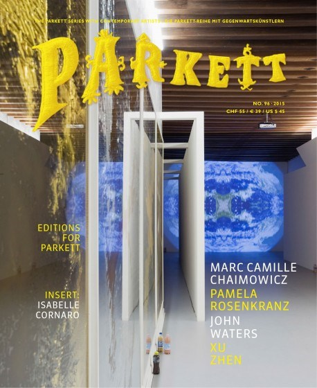 Parkett Magazine - No 96 - 2015