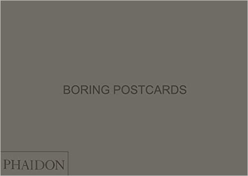 Martin Parr: Boring Postcards