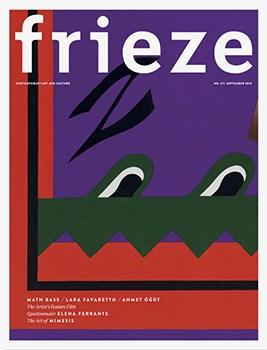 Frieze - Issue 173 - September 2015