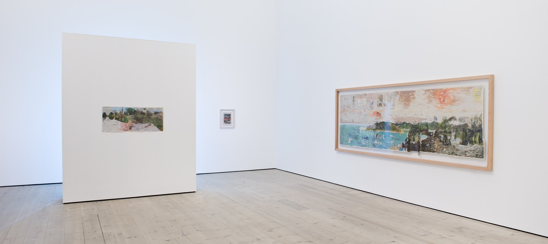 Tony Swain: Undetailed Progress: Installation View: Image by Colin Davison