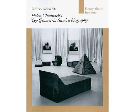 Helen Chadwick's 'Ego Geometria Sum': A Biography