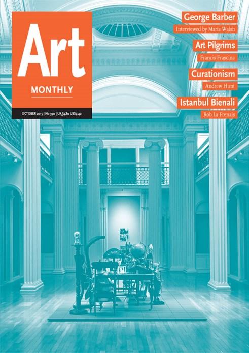 Art Monthly - No.390 - October 2015