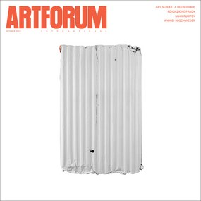 Artforum International - Vol. 54, No. 2 - October 2015