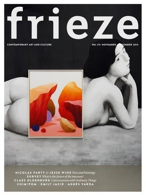 Frieze - Issue 175 - November/December 2015