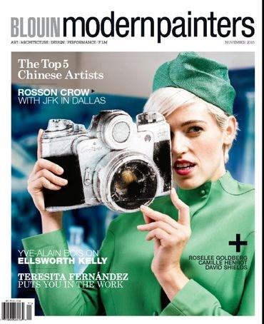 Modern Painters (15/11) November 2015
