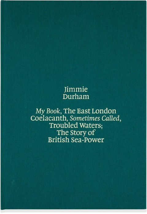 Jimmie Durham: My Book, The East London Coelacanth