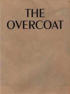 The Overcoat By Nikolai Gogol: Art By Sarah Dobai