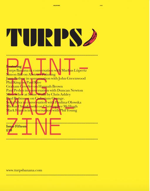 Turps Banana - Painting Magazine - Issue 15