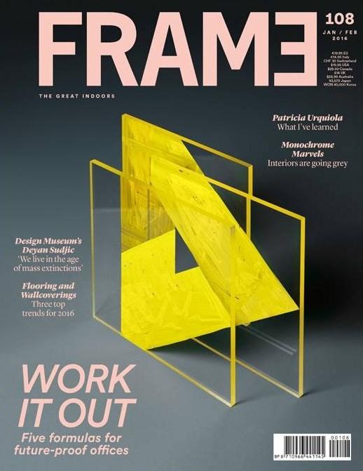 Frame: Issue 108: January/February 2016