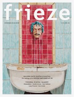Frieze - Issue 178 - April 2016