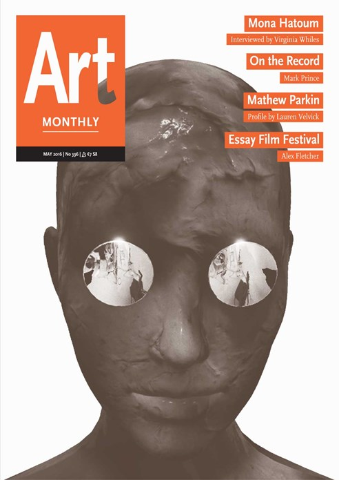 Art Monthly - No 396 - May 2016