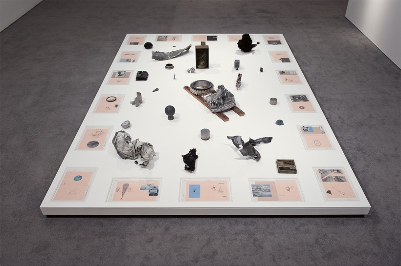 Hajra Waheed: The Cyphers: Installation View (02)