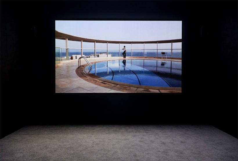 Hajra Waheed: The Video Installation Project 1-10, 2011-2013