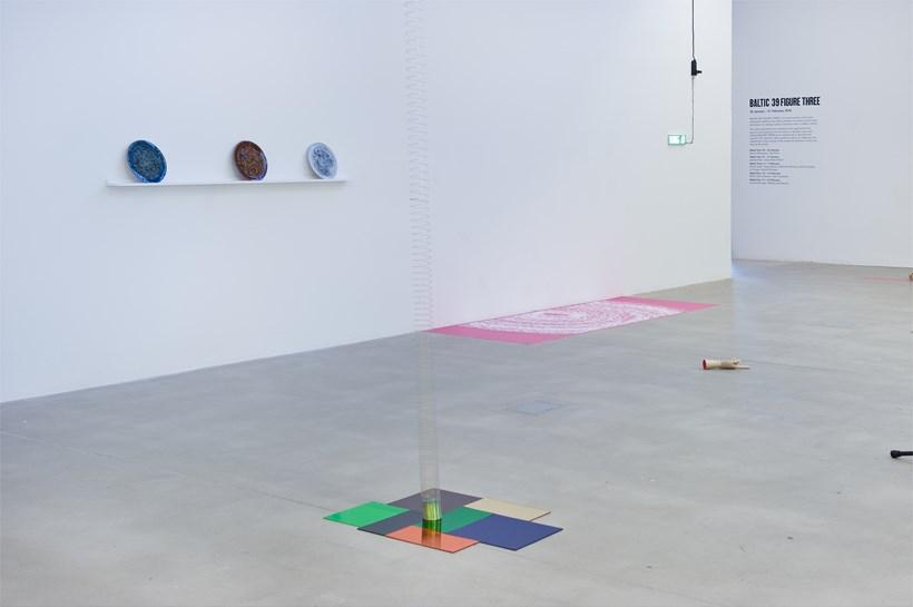 BALTIC 39 | FIGURE THREE | WEEK FIVE: Mohammad Namazi: Installation View (03)