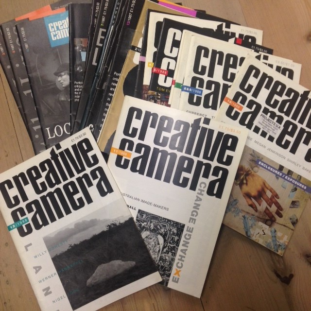 Creative Camera: October 1969 – October 1989 [incomplete]