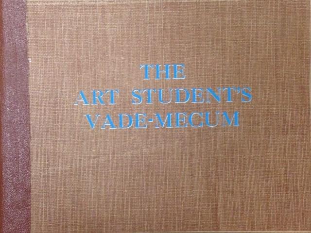 Chris Lloyd: The Art Student's Vade-Mecum