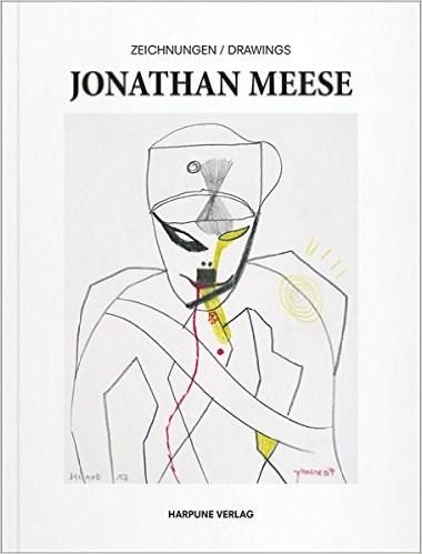 Jonathan Meese: Drawings