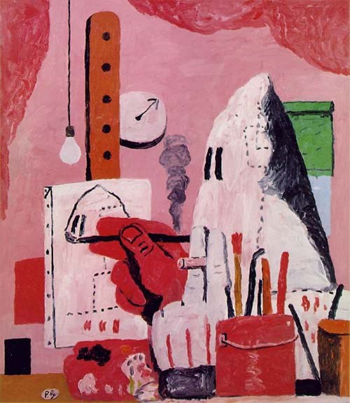 The Art of Philip Guston (1913–1980)