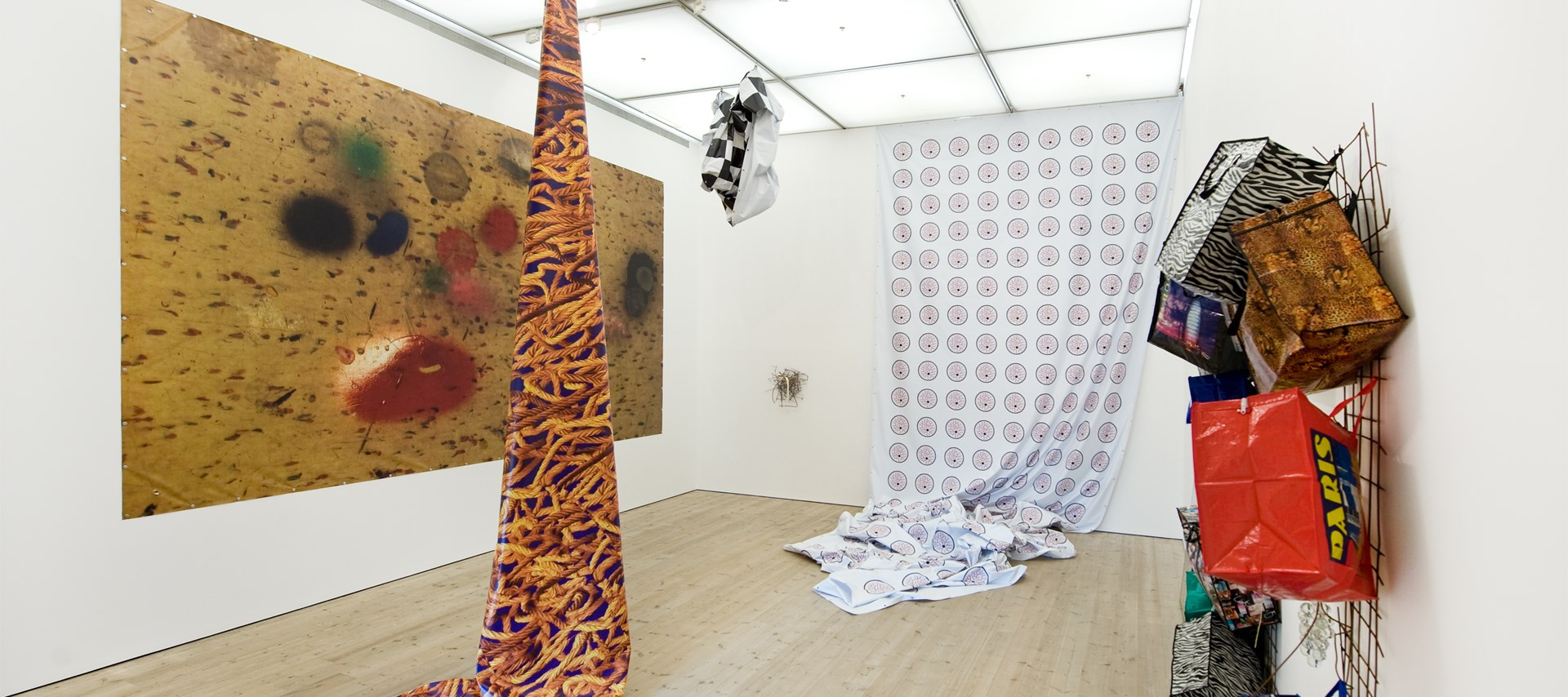 Jack Lavender: Installation view by Colin Davison © 2015, BALTIC.