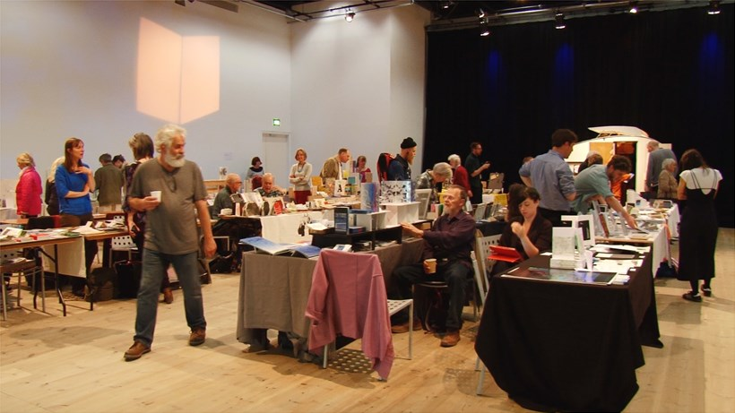 BALTIC Artists' Book Market