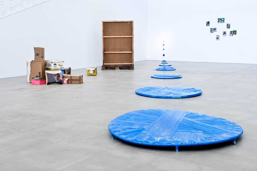 There Were Islands | BxNU MFA Graduate Exhibition: Installation View (05)