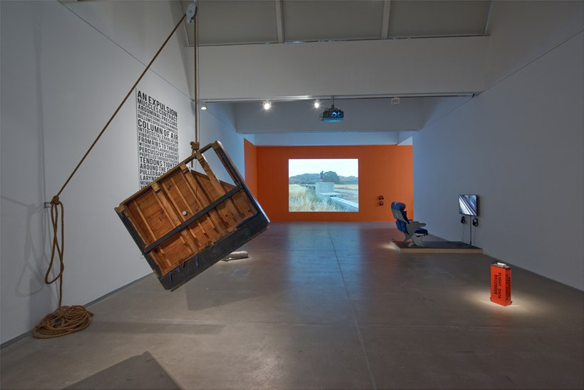 There Were Islands | BxNU MFA Graduate Exhibition: Installation View (06)