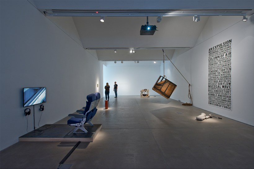 There Were Islands | BxNU MFA Graduate Exhibition: Installation View (07)