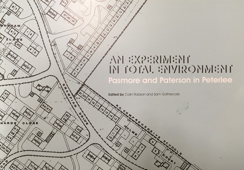 An Experiment in Total Environment: Pasmore and Paterson in Peterlee