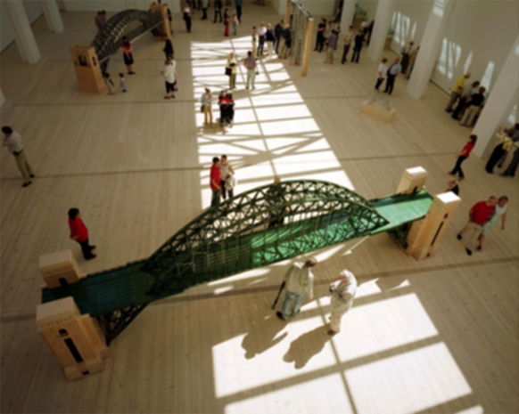 Chris Burden: The Bridges