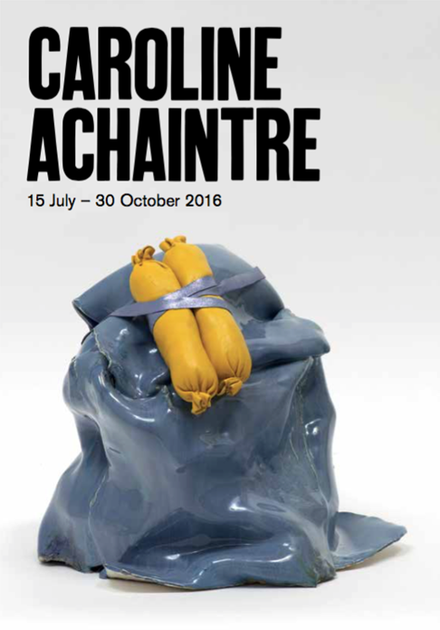 Caroline Achaintre: Exhibition Guide