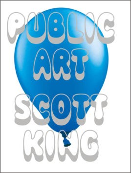 Scott King: Public Art