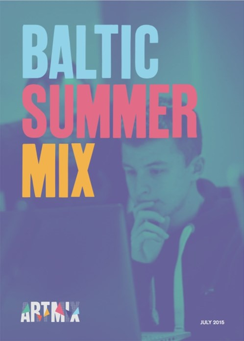 ART MIX: BALTIC Summer Mix Newsletter