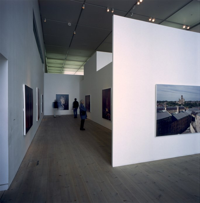 The Cathedral: Installation view (02)