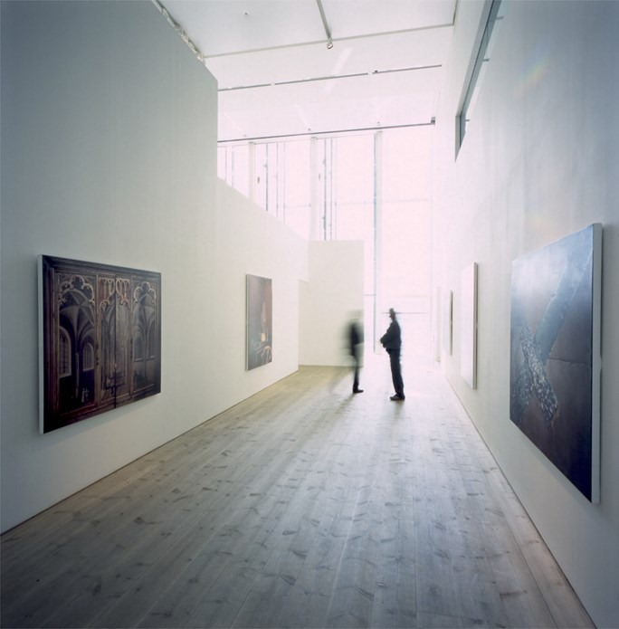 The Cathedral: Installation view (03)